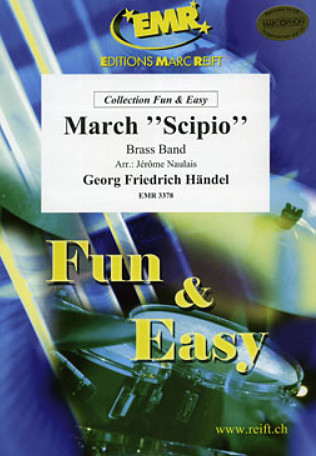 Georg Friedrich Händel: March Scipio