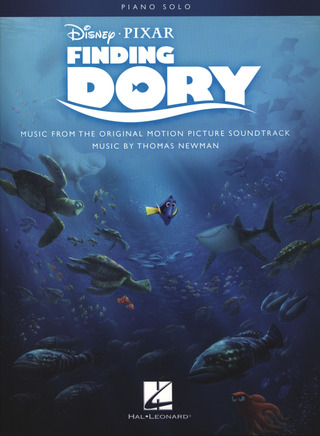 Thomas Newman: Finding Dory: Music From The Motion Picture Soundtrack (Piano Solo)