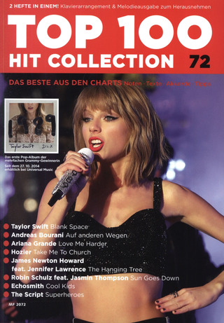 Top 100 Hit Collection 72