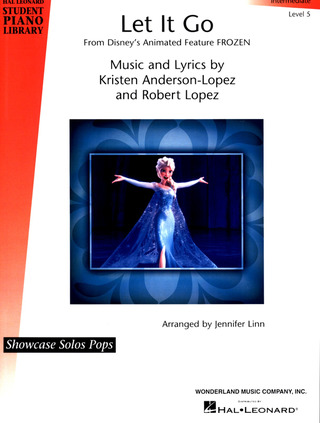 Robert Lopez et al.: Let It Go (from Frozen)