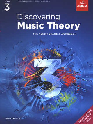 Discovering Music Theory Workbook 2020 Grade 3