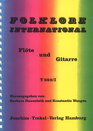 Husenbeth Wangen: Folklore International 1