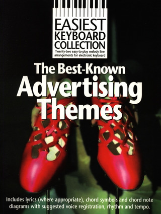 Easiest Keyboard Collection The Best Tv Advertising Themes MLC
