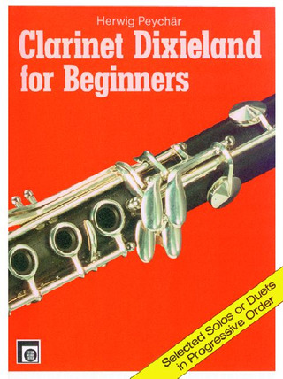 Herwig Peychär: Clarinet Dixieland for Beginners