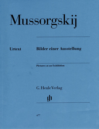 Modest Mussorgski: Pictures at an Exhibition