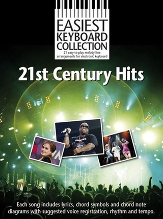 Easiest Keyboard Collection: 21st Century Hits