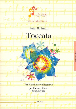 Peter B. Smith: Toccata SmithWV286