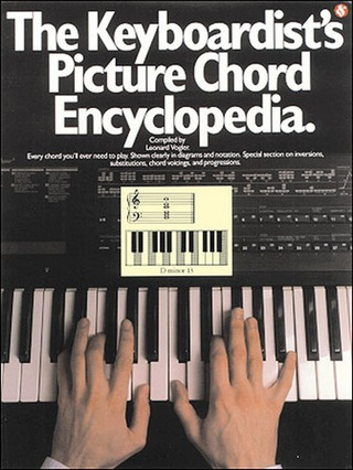 Vogler Leonard: Keyboardist's Picture Chord Encyclopedia