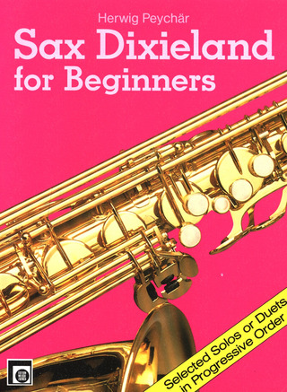 Herwig Peychär: Sax Dixieland for beginners