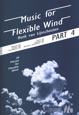 Henk van Lijnschooten: Music For Flexible Winds 4