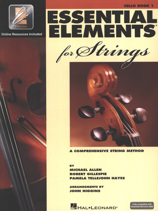 Essential Elements 2000 for Strings 1