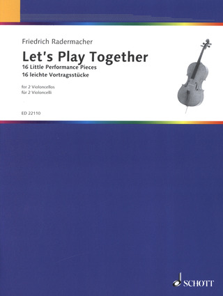 Friedrich Radermacher: Let's Play Together