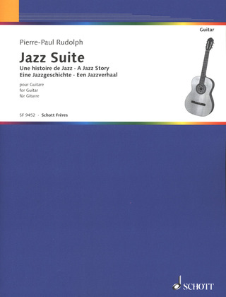 Rudolph, Pierre-Paul: Jazz Suite