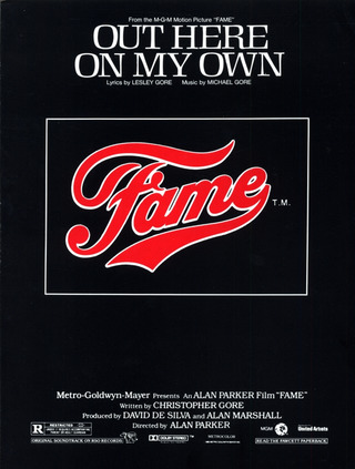 Gore Michael: Out Here On My Own (Fame)