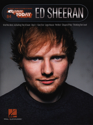E-Z Play Today 84: Ed Sheeran