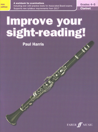 Paul Harris: Improve Your Sight Reading 4-5