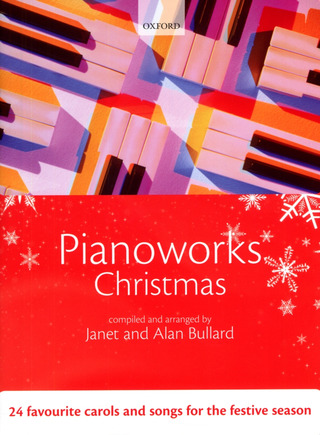 Alan Bullard: Pianoworks Christmas