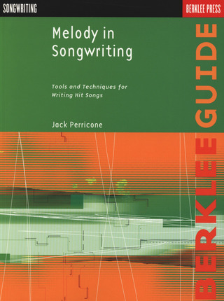 Jack Perricone: Melody in Songwriting