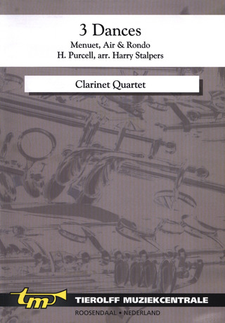 Henry Purcell: 3 Taenze