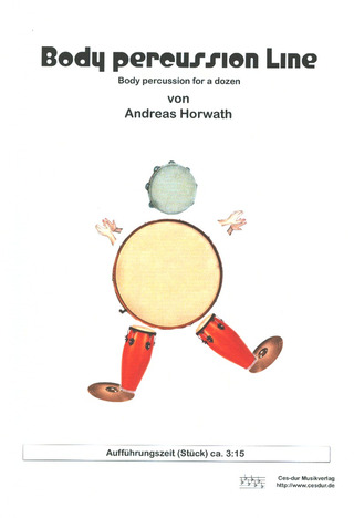 Andreas Horwath: Body Percussion Line