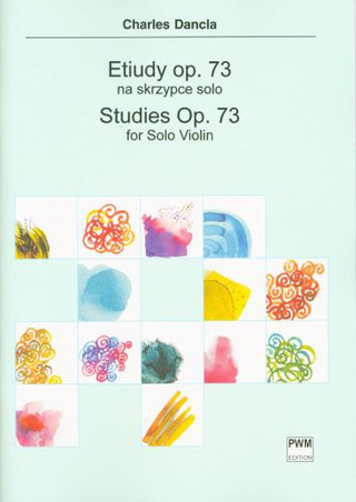 Charles Dancla: Studies Op. 73