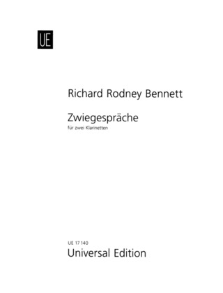 Richard Rodney Bennett: Conversations