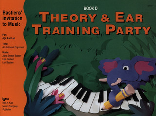 James Bastien: Theory and Ear Training Party