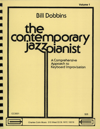 Bill Dobbins: Contemporary Jazz Pianist 1