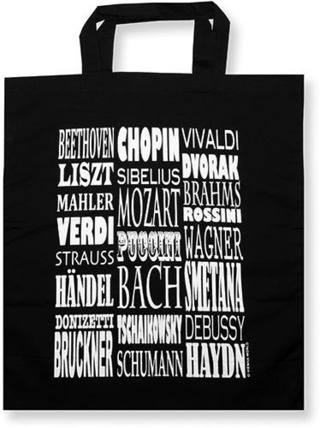 Shopping Bag composers long