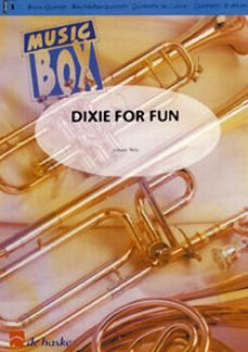 Johan Nijs: Dixie For Fun