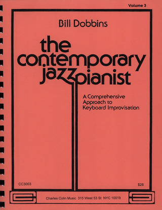 Bill Dobbins: Contemporary Jazz Pianist 3