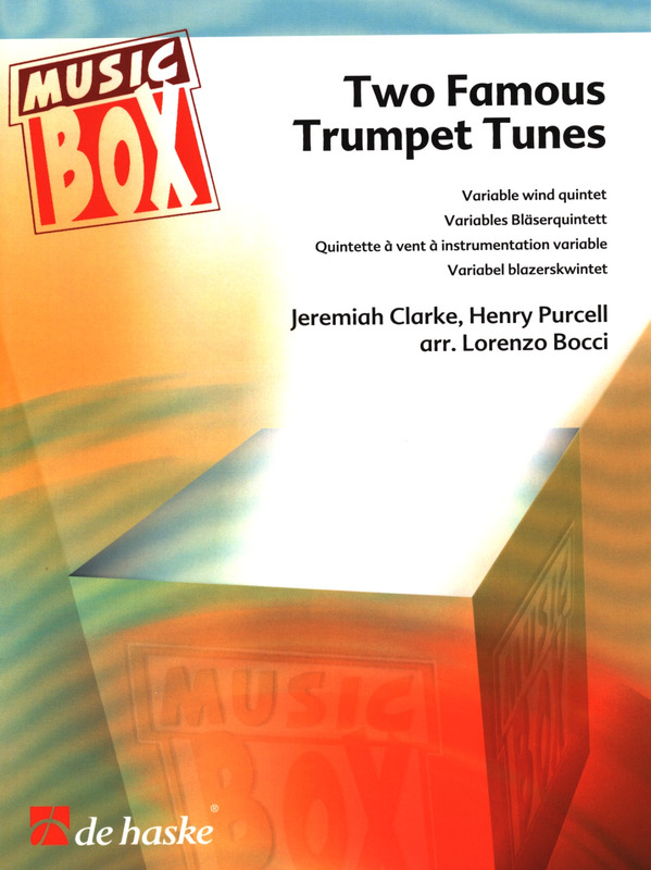 Jeremiah Clarke i inni: Two Famous Trumpet Tunes