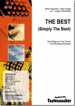 Mike Chapman et al.: The Best (Simply The Best)