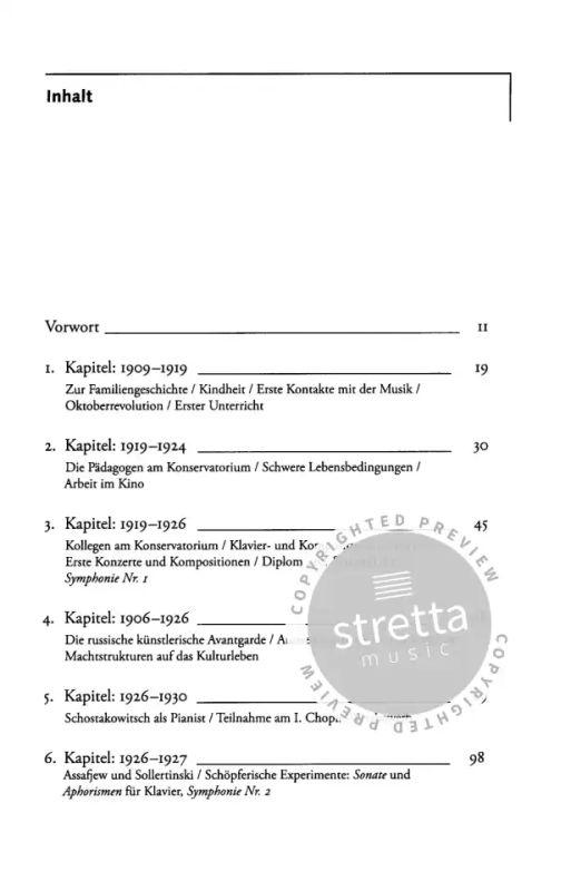 Schostakowitsch von Krzysztof Meyer | im Stretta Noten Shop