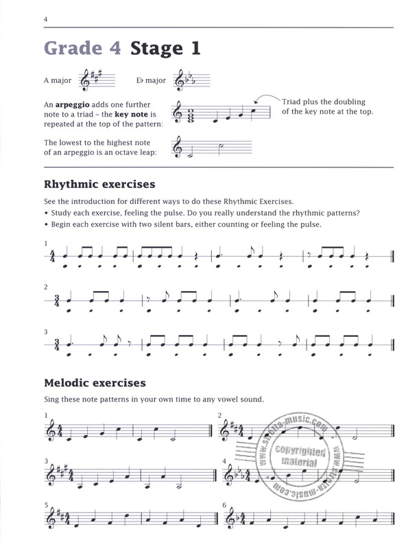 Paul Harris et al.: Improve your Sight-Singing (1)