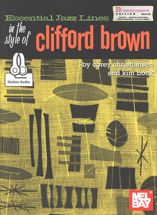 Essential Jazz Lines In The Style Os Clifford Brown