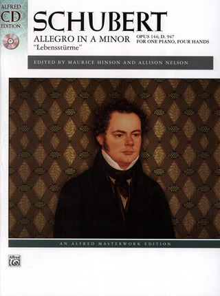 Franz Schubert: Allegro in a-moll