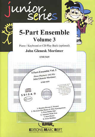 John Glenesk Mortimer: 5-Part Ensemble 3