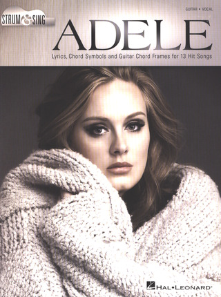 Adele Adkins: Adele – Strum and Sing