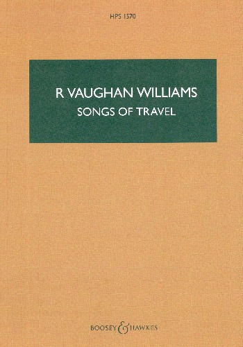 Ralph Vaughan Williams: Songs of Travel