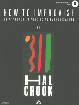 Hal Crook: How to Improvise