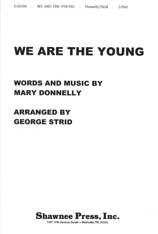Donnelly Mary: We Are The Young