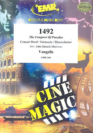 "Vangelis: 1492 ""The Conquest of Paradise"""