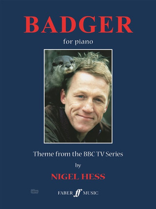Nigel Hess: Badger. Theme from the TV series (piano)