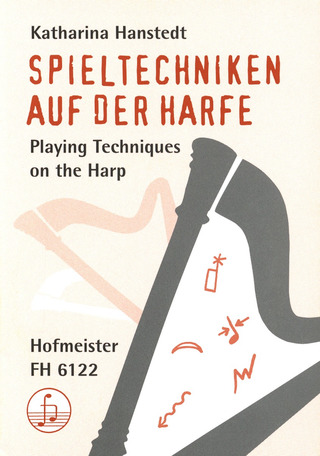 Katharina Hanstedt: Playing Techniques on the Harp