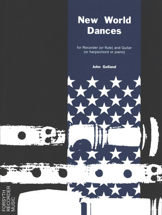 John Golland: New World Dances