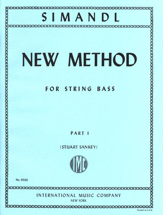 Franz Simandl: New method 1