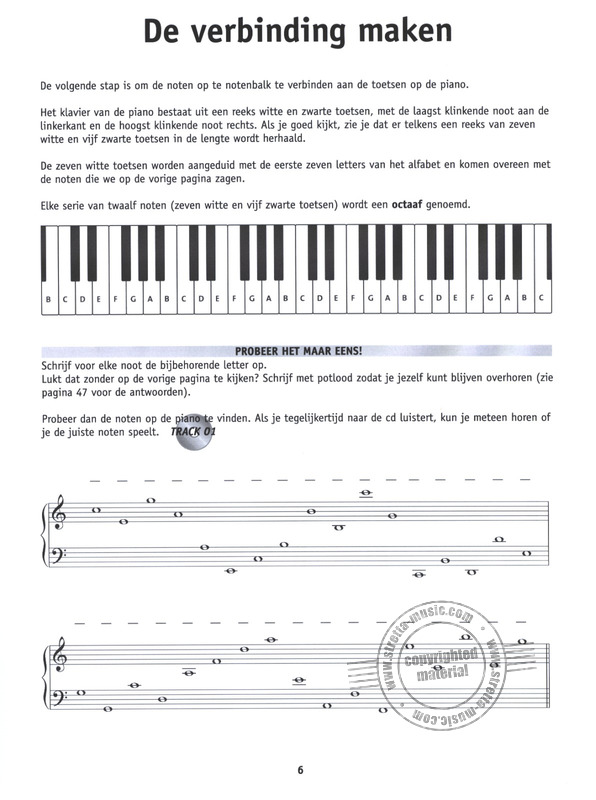 Goede Really Easy Piano: Piano Tutor from Jeff Hammer   buy now in IX-82