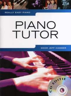 Jeff Hammer: Really Easy Piano: Piano Tutor