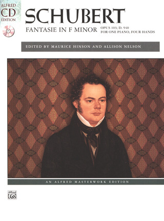Franz Schubert: Fantasie in f-moll, D 940